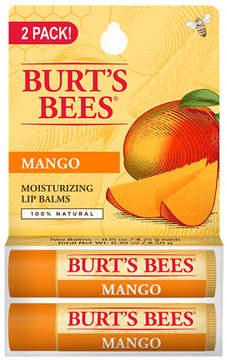 Burt's Bees Lip Balm Blister Pack Mango Butter