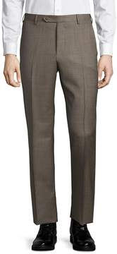 Zanella Men's Classic Wool Dress Pants