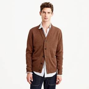 J.Crew Lambswool cardigan sweater