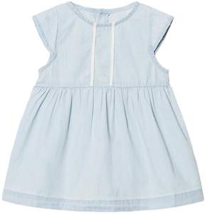 Mini A Ture Celestial Blue Emilia Dress