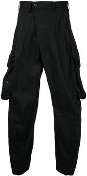 Julius cargo pocket trousers