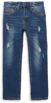 7 For All Mankind Boy's Distressed Jeans