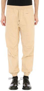 MHI Beige Cotton Pants