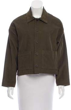 eskandar Lightweight Corduroy Jacket