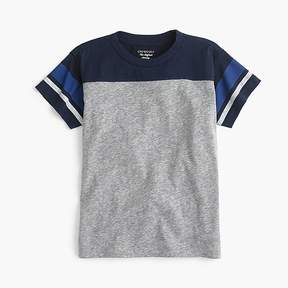 J.Crew Boys' heathered stripe T-shirt