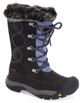 Keen Kelsey Insulated Faux Fur Waterproof Boot (Toddler & Little Kid)
