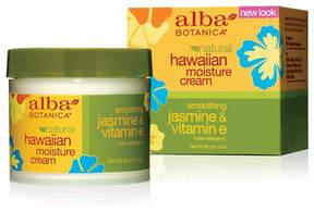 Jasmine & Vitamin E Moisture Cream by Alba Botanica (3oz Cream)