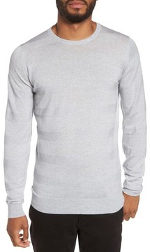 John Smedley Men's Standard Fit Merino Wool Sweater
