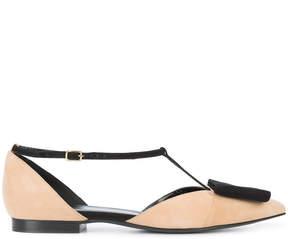 Pierre Hardy Obi ballerina shoes
