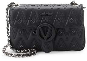 Mario Valentino Valentino by Women's Poison Studded Leather Crossbody Bag