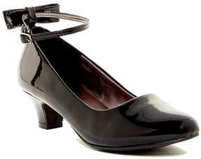 Steve Madden Becky Ankle Strap Dress Shoe (Little Kid & Big Kid)