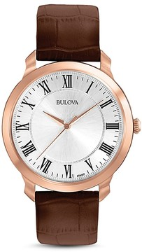 Bulova Classic Watch, 41mm
