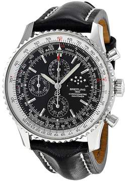 Breitling Navitimer 1461 Chronograph Automatic Black Dial Men's Watch A1937012-BA57