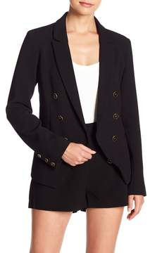 Cupcakes And Cashmere Elodie Button Detailed Blazer