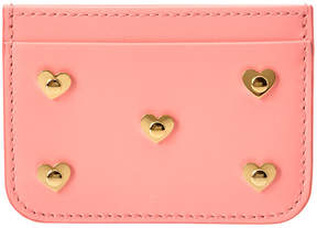 Sophie Hulme Hearts Rosebery Leather Cardholder