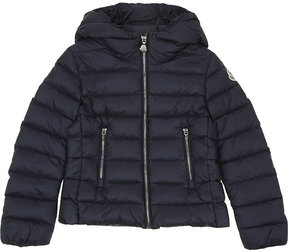 Moncler Adorne hooded goose down puffa jacket 4-14 years