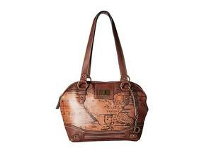 b.ø.c. Voyage Satchel Satchel Handbags