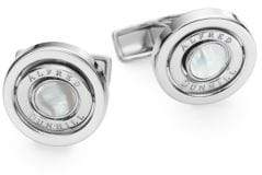 Dunhill Gyro Mother-Of-Pearl Cufflinks