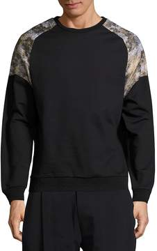 Les Benjamins Men's Dancers of the Sand Waldas Long Sleeve Sweatshirt