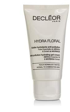 Decleor Hydra Floral Neroli & Moringa Anti-Pollution Hydrating Gel-Cream - Normal to Combination Skin (Salon Product)