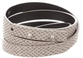 Diane von Furstenberg Double Wrap Belt