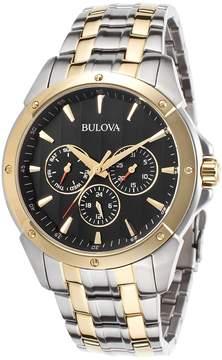 Bulova Classic Black Dial Men's Watch