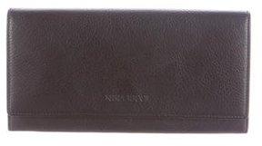 Nina Ricci Continental Flap Wallet