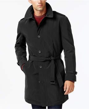 Kenneth Cole New York Slim-Fit Reino Water Repellent Raincoat