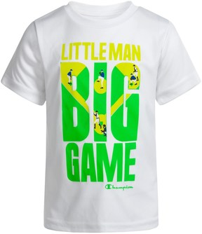 Champion Little Man Big Game T-Shirt - Short Sleeve (For Infant Boys)