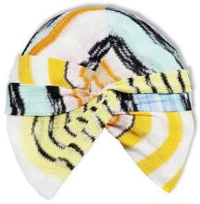 Missoni | Beachwear Turban | White
