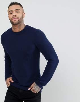 New Look Sweater In Navy