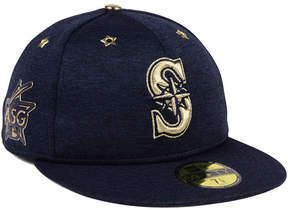 New Era Seattle Mariners 2017 All Star Game Patch 59FIFTY Fitted Cap