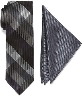 U.S. Polo Assn. USPA Gingham Tie Set