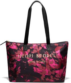 Henri Bendel Limited Edition Floral Print Tote