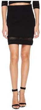 Bishop + Young Siena Peekaboo Skirt Women's Skirt
