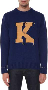Kitsune K Sweater