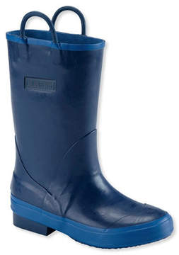 L.L. Bean Kids' Puddle Stompers Rain Boots