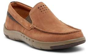 Clarks Unmaslow Easy Nubuck Loafer - Wide Width Available