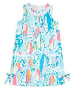 Lilly Pulitzer Toddler's, Little Girl's & Girl's Lilly Shift Dress