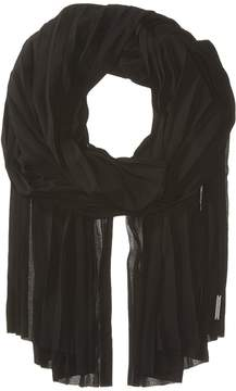 MICHAEL Michael Kors Pleated Chiffon Scarf Scarves
