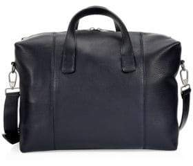 Emporio Armani Leather Travel Bag