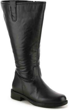David Tate Women's Bobbie 20 Wide Calf Riding Boot