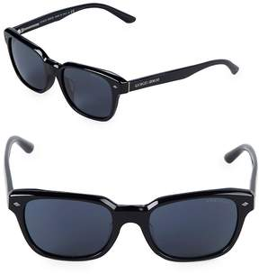 Giorgio Armani Women's 53MM Square Sunglasses