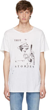 Enfants Riches Deprimes White True Love Stories T-Shirt