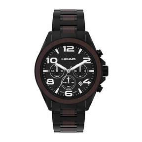 Head Heritage Mens Two Tone Bracelet Watch-He-001-04