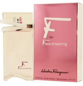 Salvatore Ferragamo F For Fascinating By For Women.