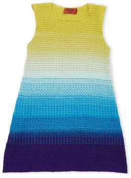 Missoni Girls 4-6x) Gradient Knit Wool Dress