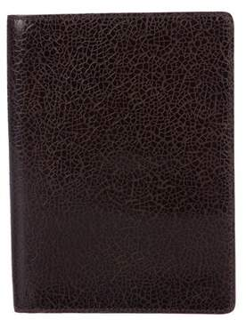 Lanvin Leather Passport Wallet w/ Tags
