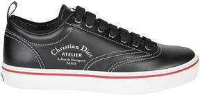 Christian Dior Logo Sneakers