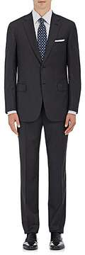 Brioni Men's Brunico Neat Wool Two-Button Suit